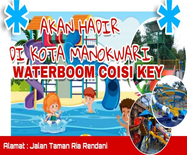 iklan waterboom
